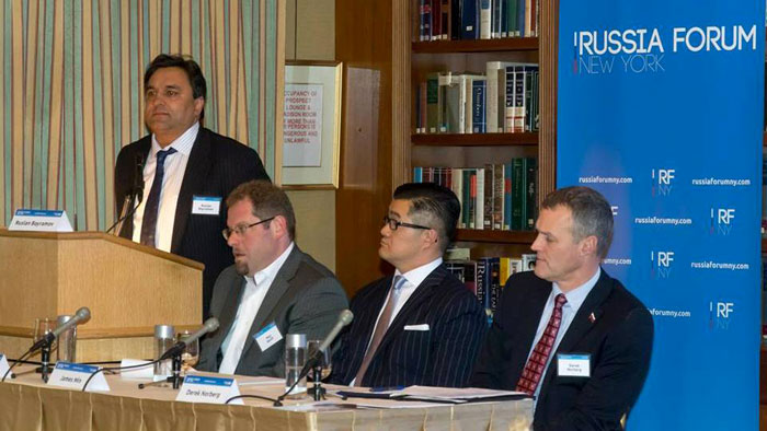 Russia Forum New York 2015